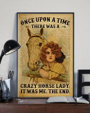 Crazy Horse Lady Dictionary  24x36 Poster lifestyle-poster-2