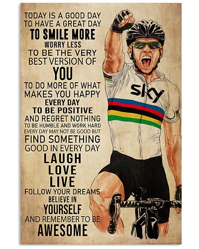 Cycling Today Is A Good Day