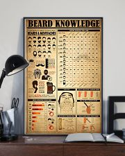 Beard Knowledge 11x17 Poster lifestyle-poster-2