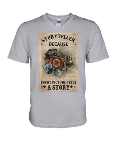 Camera Story Teller