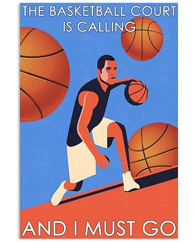 Basketball Court Calling