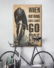 Cycling  24x36 Poster lifestyle-poster-7