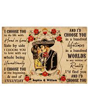 Mexican I Choose You  36x24 Poster front
