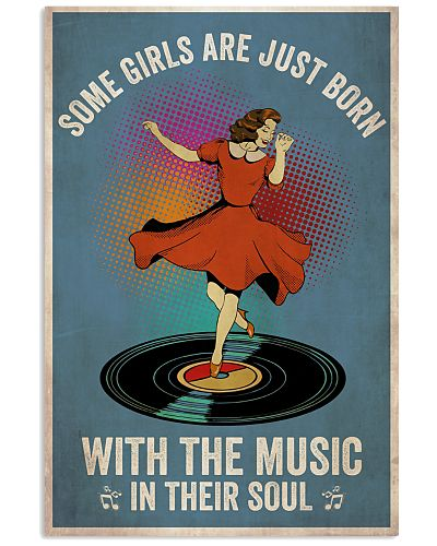 Girls Born With Music