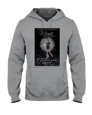 Ballet Choose The Music Hooded Sweatshirt tile