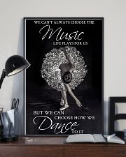 Ballet Choose The Music 24x36 Poster lifestyle-poster-2