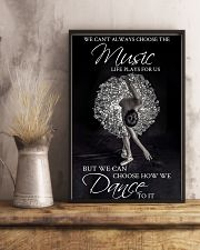 Ballet Choose The Music 24x36 Poster lifestyle-poster-3