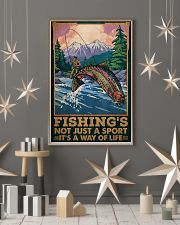 Fishing Is Not Just A Sport 24x36 Poster lifestyle-holiday-poster-1