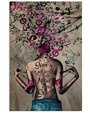Some Girl Born With Music 24x36 Poster front