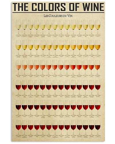 The Colors Of Wine