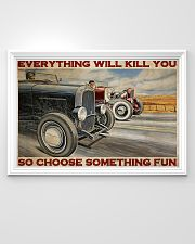 Hot Rod Racing Choose Something Fun 36x24 Poster poster-landscape-36x24-lifestyle-02