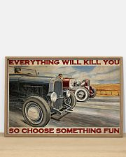 Hot Rod Racing Choose Something Fun 36x24 Poster poster-landscape-36x24-lifestyle-03