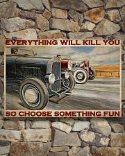 Hot Rod Racing Choose Something Fun 36x24 Poster poster-landscape-36x24-lifestyle-15