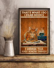 Cat That's What I Do 2 24x36 Poster lifestyle-poster-3