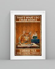 Cat That's What I Do 2 24x36 Poster lifestyle-poster-5