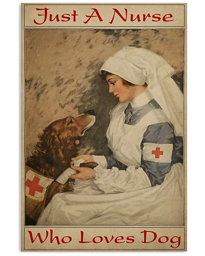 Nurse Love Dog