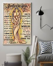 Lesbian I Choose You 24x36 Poster lifestyle-poster-1