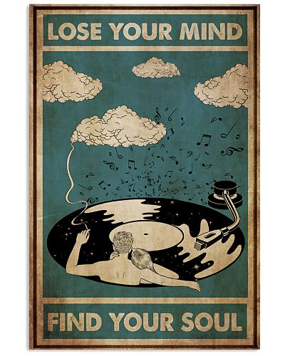 Vinyl Lose Your Mind