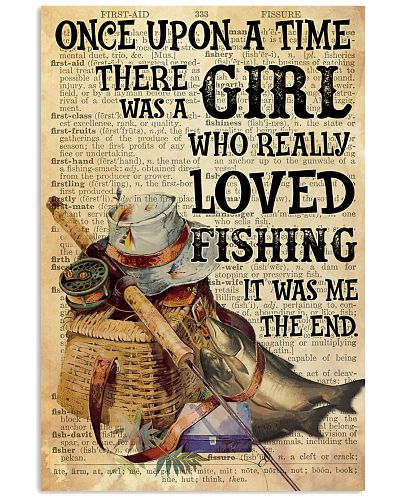 Girl OUAT Fishing
