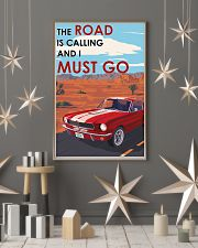 Ford The Road Is Calling 24x36 Poster lifestyle-holiday-poster-1