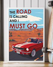 Ford The Road Is Calling 24x36 Poster lifestyle-poster-4