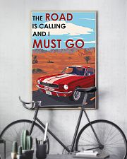 Ford The Road Is Calling 24x36 Poster lifestyle-poster-7