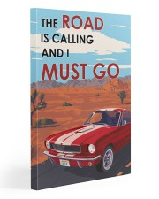 Ford The Road Is Calling 20x30 Gallery Wrapped Canvas Prints thumbnail
