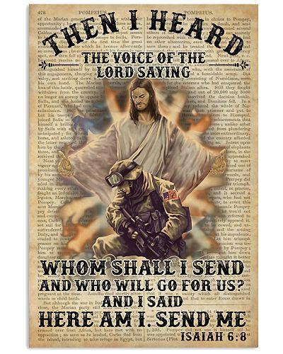 Veterans Lord Send Me