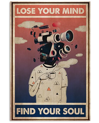 Camera Head Lose Your Mind