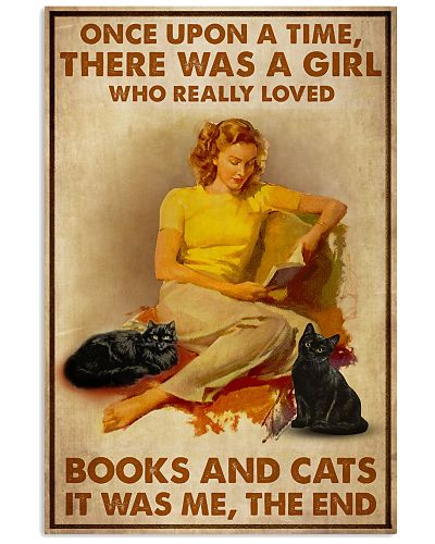 OUAT Girl Loved Books And Cats