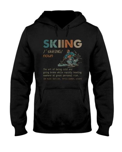 Skiing Vintage
