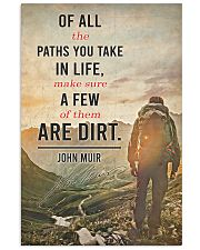 JM - Path Quote 24x36 Poster front
