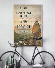 JM - Path Quote 24x36 Poster lifestyle-poster-7