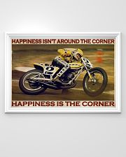 KR Happiness Is The Corner  36x24 Poster poster-landscape-36x24-lifestyle-02