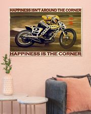 KR Happiness Is The Corner  36x24 Poster poster-landscape-36x24-lifestyle-18