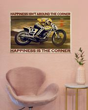 KR Happiness Is The Corner  36x24 Poster poster-landscape-36x24-lifestyle-19