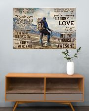 Hiking Good Day 36x24 Poster poster-landscape-36x24-lifestyle-21