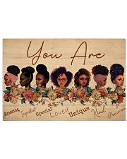 Black Girls-R 36x24 Poster front
