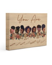 Black Girls-R Gallery Wrapped Canvas Prints tile