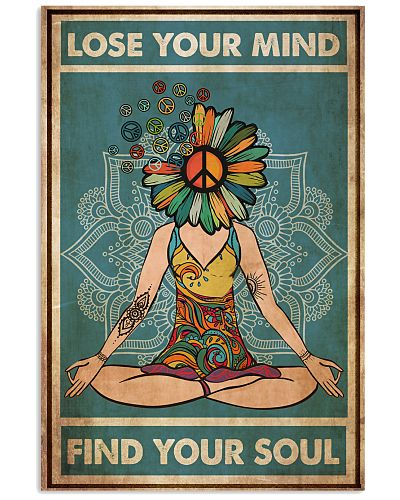 Hippie Yoga Peace Head