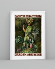 Easily Distracted By Garden And Wine 24x36 Poster lifestyle-poster-5