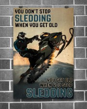 Sledding When You Get Old 24x36 Poster aos-poster-portrait-24x36-lifestyle-18