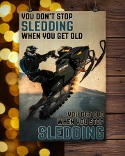 Sledding When You Get Old 24x36 Poster aos-poster-portrait-24x36-lifestyle-22
