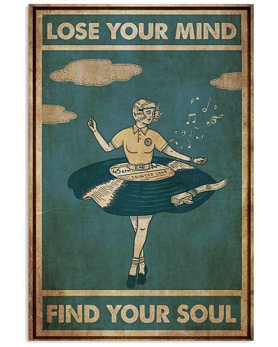 Vinyl Dress Lose Your Mind