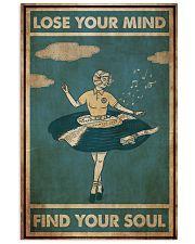 Vinyl Dress Lose Your Mind  24x36 Poster front