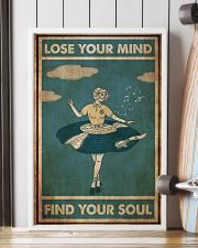 Vinyl Dress Lose Your Mind  24x36 Poster lifestyle-poster-4