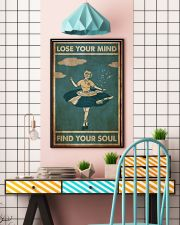 Vinyl Dress Lose Your Mind  24x36 Poster lifestyle-poster-6