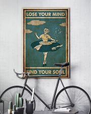 Vinyl Dress Lose Your Mind  24x36 Poster lifestyle-poster-7