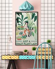 Crazy Plant Lady 24x36 Poster lifestyle-poster-6
