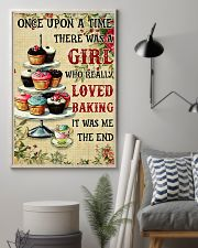 Girl Loved Baking 24x36 Poster lifestyle-poster-1